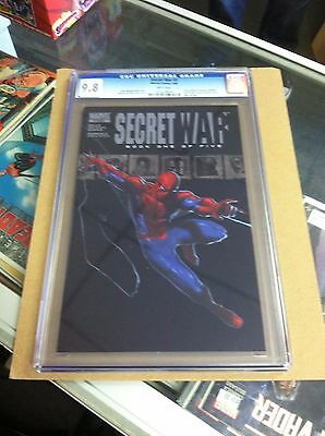 Secret War #1 2004 Dell'Otto CGC 9.8