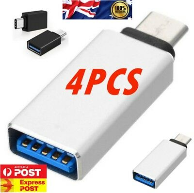 USB 3.1 Type C Male to USB 3.0 A Female Converter USB-C Cable Adapter AU STOCK