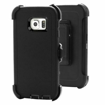 For Samsung Galaxy S7 S8 S9 Case Cover (Belt Clip fits Otterbox Defender series)