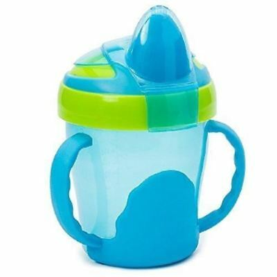 Vital Baby Soft Spout Trainer Cup Blue 200ml 1 2 3 6 12 Cases
