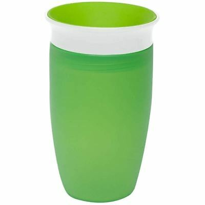 Munchkin Miracle 360 Sippy Cup Green 296ml 1 2 3 6 12 Cases