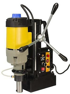 """Steel Dragon Tools MD50 Magnetic Drill Press with 2"""" Boring Diameter and 2,900 L"""