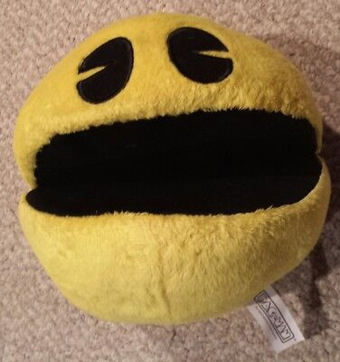 Licensed Pac-Man Video Game Plush Stuffed 6 '' Namco Collectible