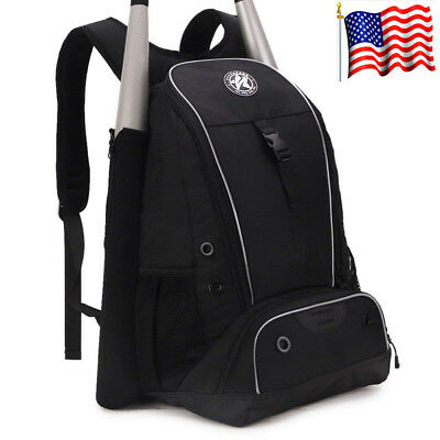 Baseball Bag Bat Pack for Youth and Adults Softeball Equipment Backpack