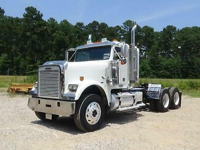 2006 Freightliner FLD 120 Classic Day Cab Truck