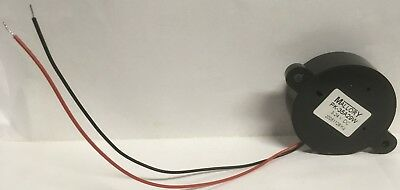 Mallory Sonalert PK-35A29W Piezo Indicator 95dB@30cm at Rated Voltage 3-24vdc