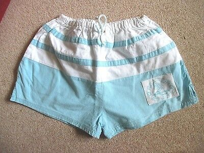 Girls Anita  Vintage  pale  turquoise summer   Shorts age approx 6-7 yrs