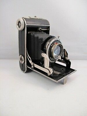 Certo, Model Vest Pocket or Dolly Camera, 127 roll film for 4x6.5 cm negative