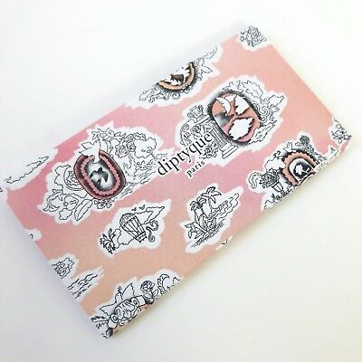 Diptyque Matches Matchbook Limited Edition Rose Delight Design