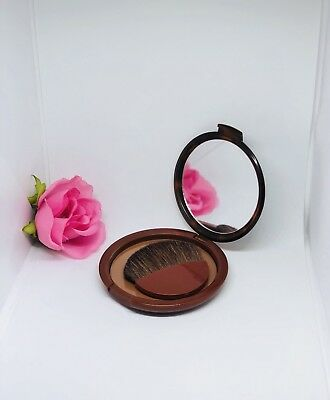 Estee Lauder Bronze Goddess Powder Bronzer 04 DEEP 0.74 Oz. AUTHENTIC ⭐️Read