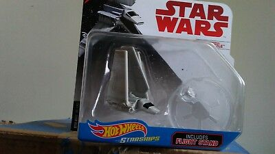Hot Wheels Star Wars Starships Imperial Shuttle With Flight Stand Brand New