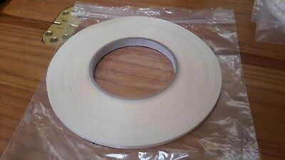 Sailmakers double sided basting tape for fabrics,canvas,sails.
