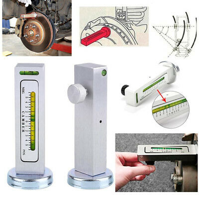Magnetic Measure Gauge Tool Car/Truck/Auto Camber Castor Strut Wheel Alignment