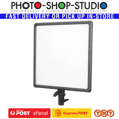 AU STOCK *Nicefoto SL-500A Video LED Light (AC Adapter, Portable) 3200-5500K