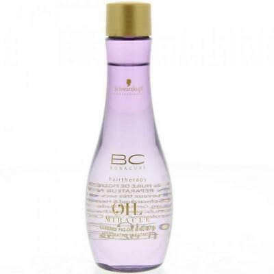 Schwarzkopf Bc Oil Miracle Barbary Fig Oil Treatment 100ml