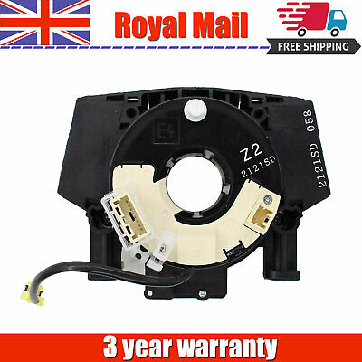 Airbag Squib Spiral Clock Spring For Nissan Navara D40 Note E11 Pathfinder R51