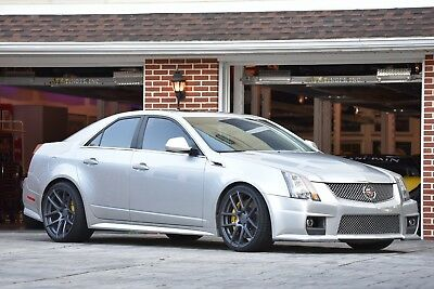 2013 Cadillac CTS Sedan 2013 Cadillac CTS-V with 6 speed manual and only 16,200 miles! Click to see!!