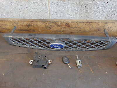 Genuine Ford Focus MK 1 Bonnet Latch 4555048