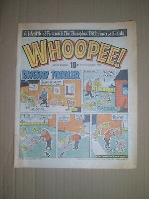 Whoopee issue dated November 17 1979