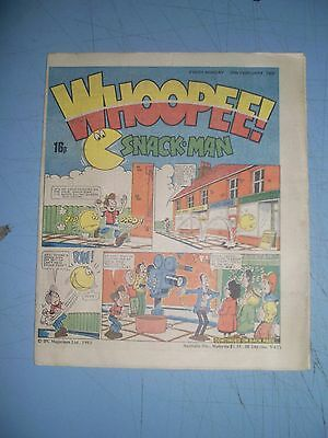 Whoopee issue dated February 26 1983