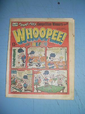 Whoopee issue dated January 24 1981
