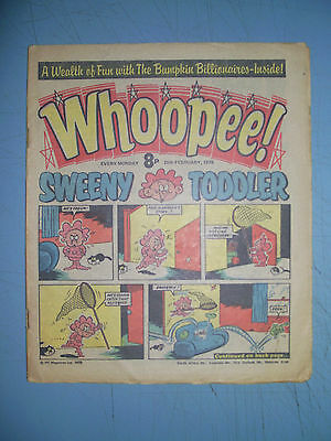 Whoopee issue dated February 25 1978