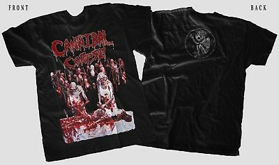 CANNIBAL CORPSE -Butchered at Birth- death metal band,T_shirt- sizes: S to 6XL