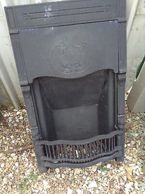 Victorian Cast Iron Bedroom Fireplace Surround 0 99 Picclick Uk