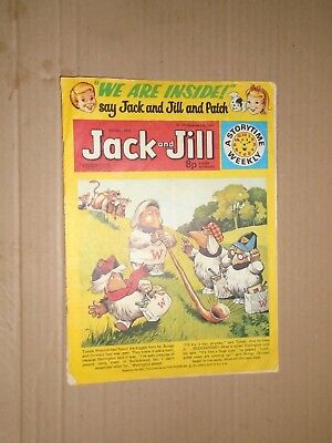 Jack and Jill mixed lot of 4 issues from 1976 1978