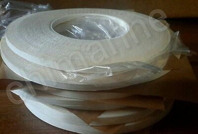 Easy hem and seam Basting tape for all fabrics, art and crafts. 6mm x 50m