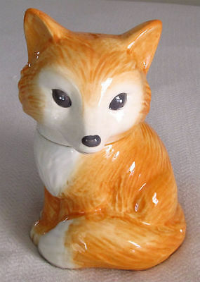 Better Homes and Gardens FOX Earthenware HERITAGE Collection COOKIE JAR