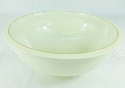 "Denby Langley Energy Soup/Cereal Bowl(s) 7"" White/White Cream (Multiple)"