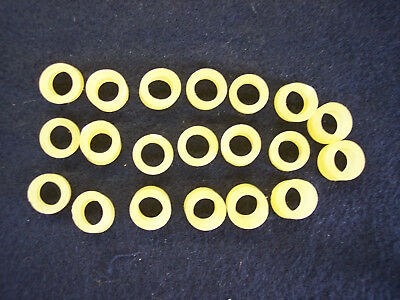 """#6  Doll Repair 20 Rubber Bands Restringing  8"""" Dolls Arms And Walkers"""