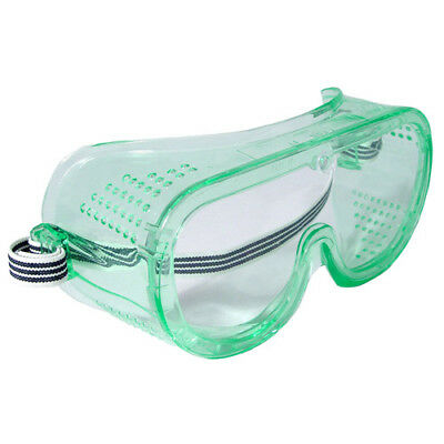 Radians Safety Goggles, Perforated, Clear, Uncoated, GGP11UID (Case 288 goggles)
