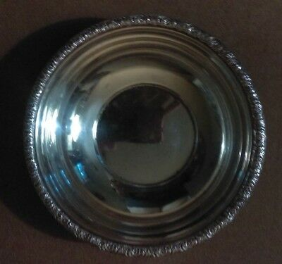 Sterling Silver Sauce Bowl