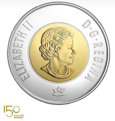 2017 Canada 150 Special Edition $2 Dollar Coin DANCE OF THE SPIRIT great coin BU