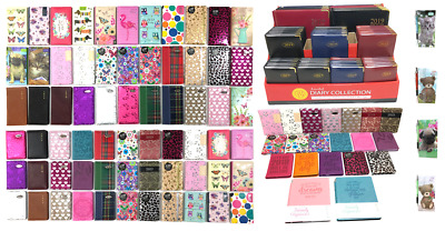 2019 Diary Pocket Slim A5 A6 Day A Page Week To View Office Christmas Gift Tallo