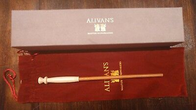 """NIB Alivan's Wooden Magic Wand 13"""" long. Not sure which one this is. No COA"""