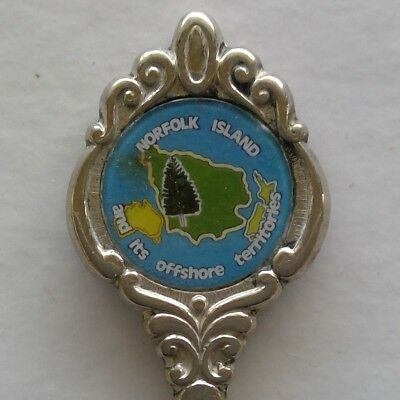 Norfolk Island and its offshore territories Souvenir Fork (T174)