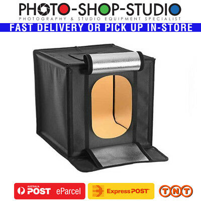 Jinbei LED660 Portable Light Tent (60x60x60cm) with Built in LED Lighting