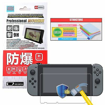 Project Design Nano Liquid Film de protection d'écran dur pour Nintendo Switch