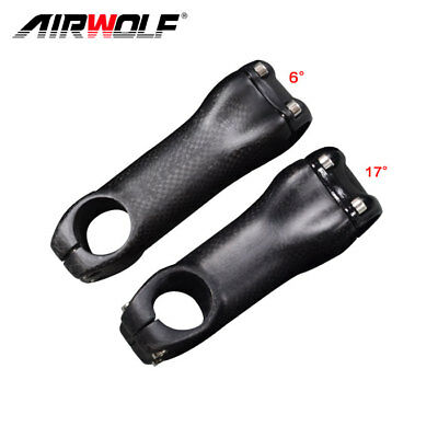 Carbon Road/MTB Bike Stem Bicycle Parts Accessories 70/80/90/100/110/120/130mm