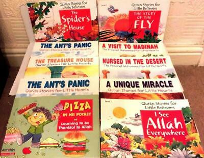 This is not Tajweed Quran: 9 Quran Story Books for Children (Special Offer)