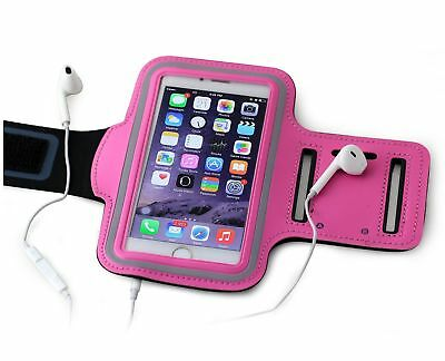 Gym Jogging Running Shakeproof Waterproof Sport Arm Band Bag For iPhone 6 6S