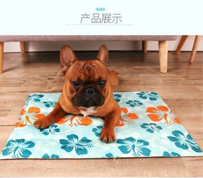Pet Dog Self Cooling Mat Pad for Kennels, Crates and Beds- Arf Pets By DHL