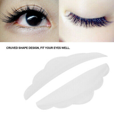 3Pair Extension des Cils Curling Patches Grafted Hydrogel Under Eye Gel Pad Tape