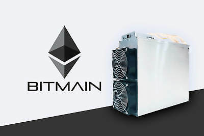Bitmain Antminer E3 -Ready to Ship- Fastest ASIC Ethereum Miner - Newly Released