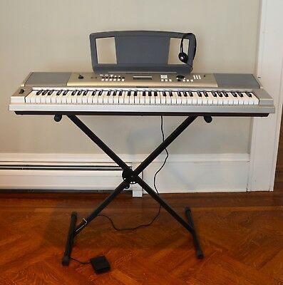 YAMAHA YPG-235 76-KEY Portable Grand Piano with X-Style