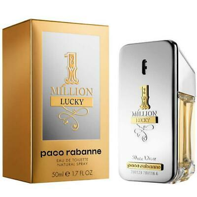 Paco Rabanne 1 Million Lucky Eau De Toilette Spray 50ml