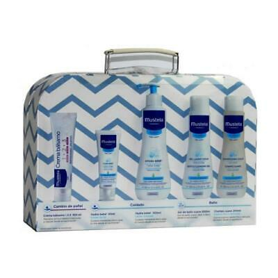Mustela My Little Bag Blue Set 5 Parti 2017